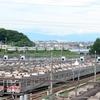 長津田検車区観察 (7月3日)