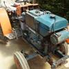 クボタL120型トラクターの整備⑦ ラジエーターガスケット交換 分解編