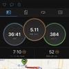 ランニングログ 8/29 キロ6:30で3.5kmで息がきれる!!落ち着いて、ゆっくり走らないと!!
