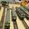 京電を語る100…古い写真が出てきました20120117