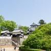 石垣、木々などとの調和が素晴らしかった備中松山城