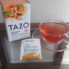 タゾティー:ワイルド・スウィートオレンジ(TAZO Tea: wild sweet orange tea)
