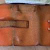 エルメスのキーケースの修理;「かなり汚れやスレがでています。また金具が取れやすく…」・・・K's factory