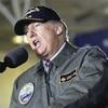米大統領「海軍もうすぐ最大」…空母12隻に増