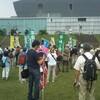 国民平和大行進の大阪への引き継ぎ