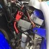 WR250X HIDカスタム&ポジションランプLED化