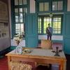 台南  知事官邸の二階です