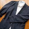 無印の薄っぺらいジャケットが電車や冷房の効き過ぎオフィスで役に立ちまくり