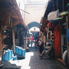 中年男性がモロッコはフェズから程近い温泉街『Moulay Yacoub(ムーレイ ヤコブ)』に行くお話、気温が46°もあんのにな。