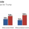 2016年アメリカ大統領選挙まとめ、その1〜女の敵は女だったのか?
