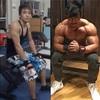 【 KEN HANAOKA: 日本の遺伝子を持つ未来のIFBBプロフィジーク選手 ケン・ハナオカ 】