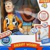 シンクウェイ Toy Story 4  Sheriff Woody, with Interactive Drop-Down Action