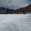 奥日光湯ノ湖凍結