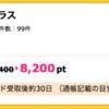 【ハピタス】セブンカード・プラス 新規発行で8,200pt(8,200円)! さらに最大3,500nanacoポイントプレゼントキャンペーンも!