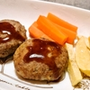ハンバーグ (中国妻料理)