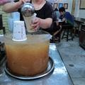 【台中豐原】パイナップルジュースが熱い夏には最高【シャーベット】