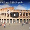 歴史と文化の街 すべての道はローマに通ずる