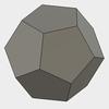 Fusion360で正12面体をモデリングする