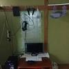 木造賃貸アパートでHTC Vive ベースステーションを設置