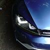 VW ゴルフ オールトラックのデイライトを有効化!