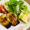 7月15日★お魚食べていますか?好評のSABAメニューのタンドリーサバはタレに漬けて一晩寝かせました。カロリーは低いのに旨味がいっぱいです★