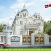 クラシックフレンチスタイルのヴィラ城| キム・アン