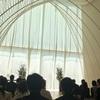 パレスホテルでの結婚式におよばれ