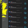 WindowsのSlackのアプリをダークテーマにする