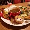 【金沢 カレー ディナー】「クリスマスカレープレート」JO-HOUSE石引店 (ジョーハウスいしびきてん)