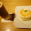 【むさしの森珈琲】リコッタチーズパンケーキが柔らかくシュッととろけて美味しい!