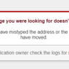 """Railsチュートリアル3章の """"The page you were looking for doesn't exist."""" について"""