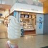 【旅行記】2020夏 道北初到達の旅⑰ 旭川空港のソフトクリームで〆る