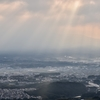 遠賀川流域で朝霧がみられやすい理由 福岡県直方市