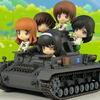 ガールズ&パンツァー IV号戦車D型エンディングVer. レビュー