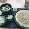ワンコインランチ(ミニ丼セット:ゆで太郎)