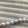 【パール】宝飾加工職人 どんな仕事してるの? 昨日はパールの糸加工 難しい。。。。