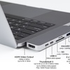 HyperDrive: Thunderbolt 3 USB-C Hub for 2016 MacBook Proレビュー