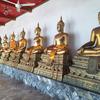 バンコク三大寺院とマンゴースイーツ(2017年マレーシア/タイ #6)
