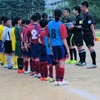 2017 U-12サッカーリーグin千葉第4節(6年生)