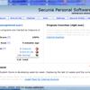 更新されていないソフトを探し出す Secunia Personal Software Inspector (PSI) が 1.5.0.0 にバージョンアップ