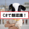 【C# 画像処理】OpenCVライブラリで顔認識を作ってみる!