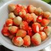 家庭菜園(5)イチゴ本格化