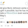 等位接続詞but, 【ボキャビル】give ~ credit, think+O+C, manage to do ~, など(Brexit合意成立で真顔のジョーク)