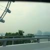 シンガポールの大気汚染(Haze)がまたひどくなってきた。