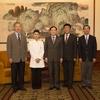 中国国際友好連絡会  釣魚台国賓館へのご招待           日本道観の道教交流