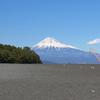 三保の松原からの景色【富士山世界文化遺産】