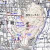 兵庫県揖保郡太子町の檀特山(だんとくさん:165.1m)に大谷新道から登る