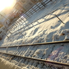 カーテンコール雪景色。