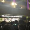 """【ライブレポート】[ALEXANDROS] """"VIP PARTY 2018""""@ZOZOマリンスタジアム"""